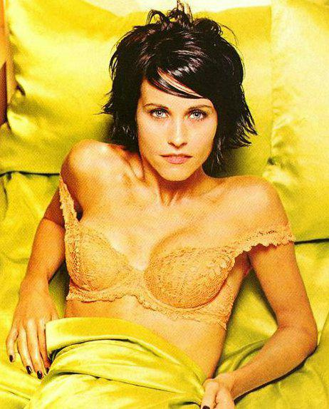 courtney cox fitnees