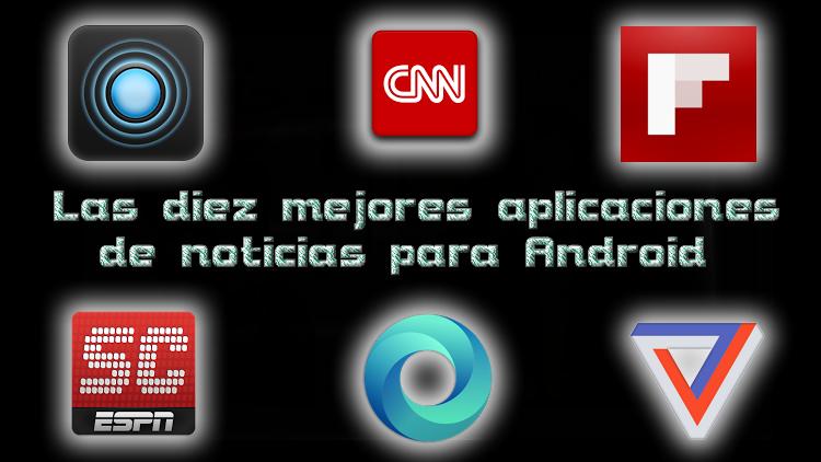 aplicaciones de noticias para Android