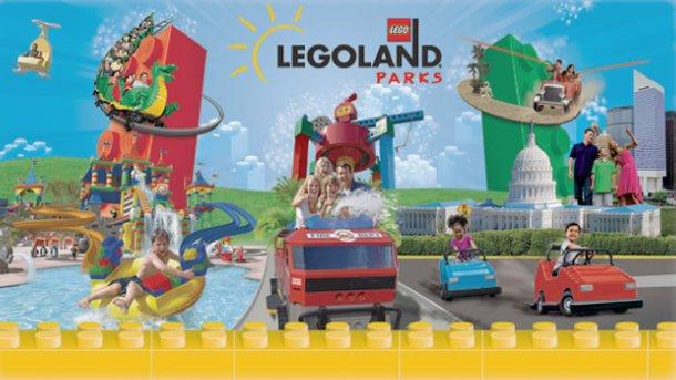 La ciudad del Lego en California