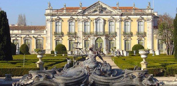 Sintra, el palacio de Portugal