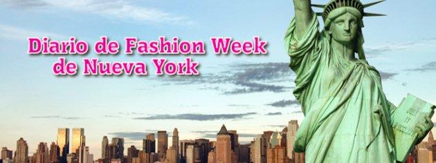 Diario de Fashion Week de Nueva York