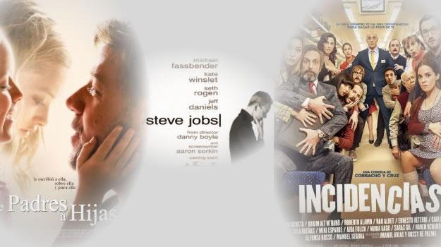 Ocio estrenos de Cine