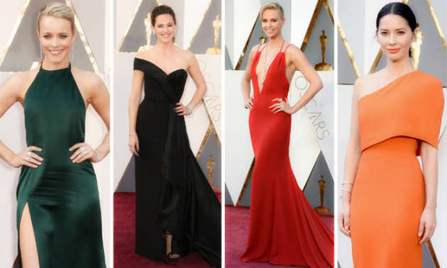 Alfombra roja Oscars 2016: