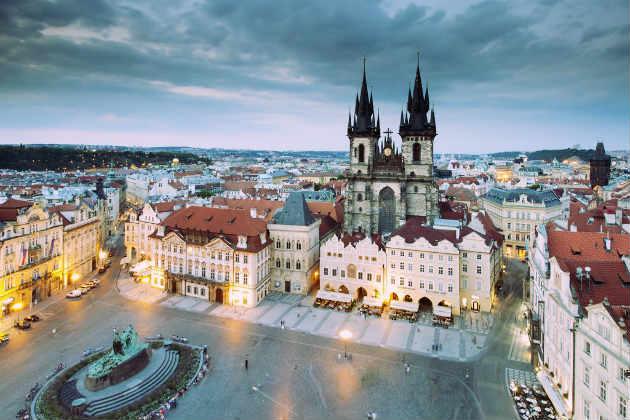 Praga y alrededores