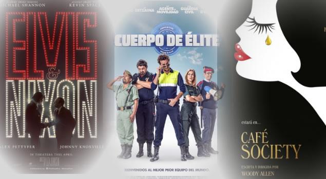estrenos de Cine 26-08-16