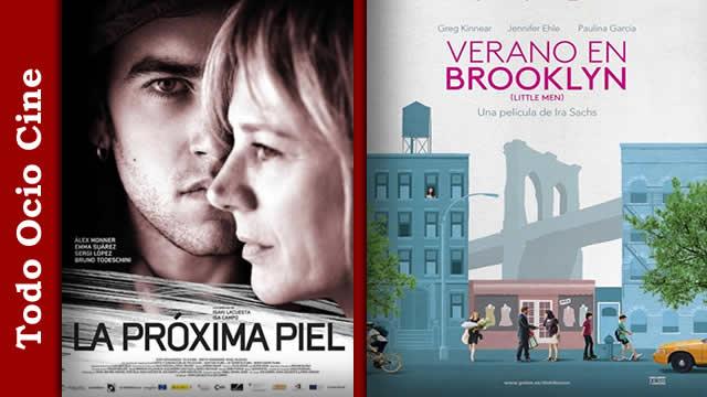 Los estrenos de Cine 21-10-16