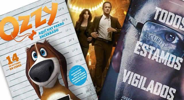 Los estrenos de Cine 14-10-16