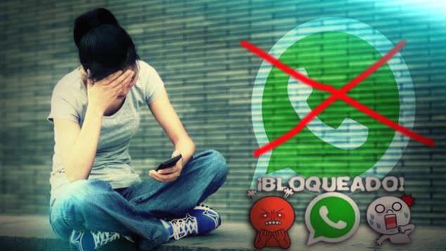 Cuando WhatsApp puede cancelar tu cuenta