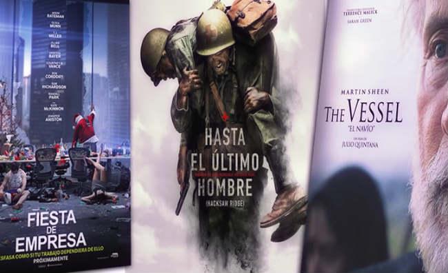 Cine estrenos 09-12-16