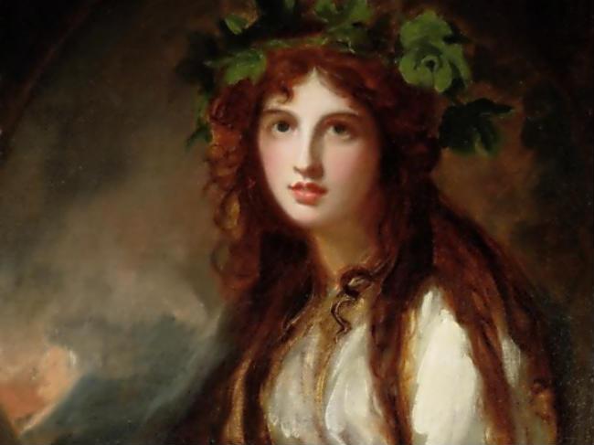 Lady Hamilton la que amaba demasiado