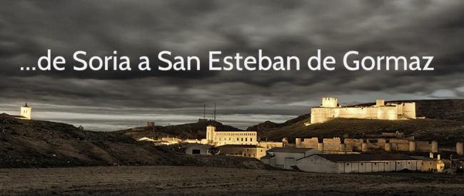 de Soria a San Esteban de Gormaz
