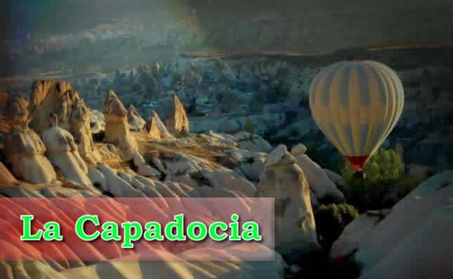 La Capadocia y el encanto de sus misterios