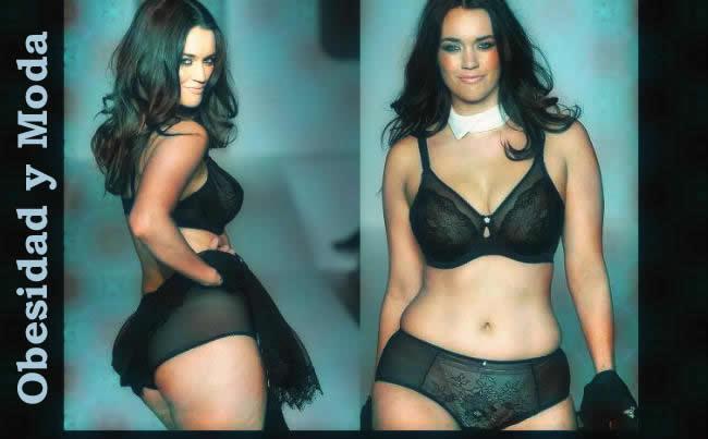 Obesidad y Moda