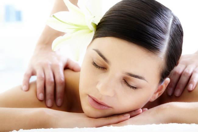 Ventajas del masaje relajante