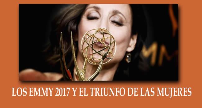 Los Emmy 2017 las mujeres al poder