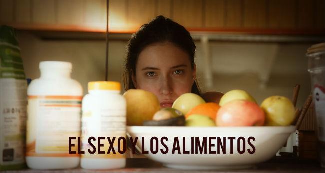 El sexo y los alimentos