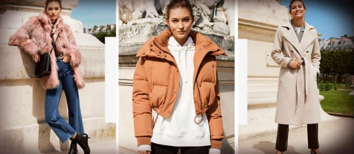 Moda de invierno H&M Abrigos que enamoran
