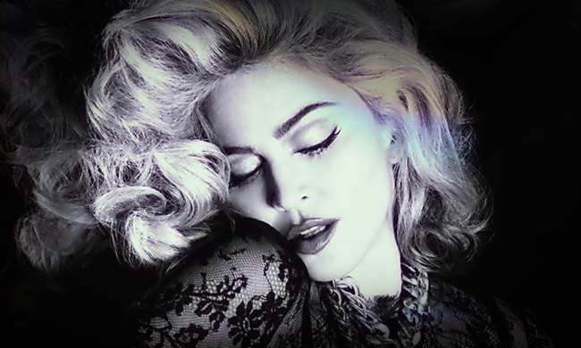 Salen fotos nunca antes vistas de Madonna