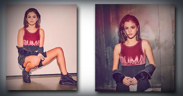 Selena Gomez nueva imagen de Puma