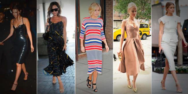 6 vestidos que toda mujer debe tener en su armario