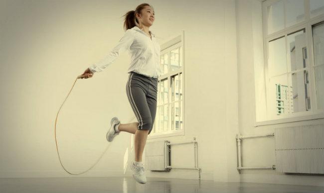 7 ejercicios de cardio que puedes hacer en casa