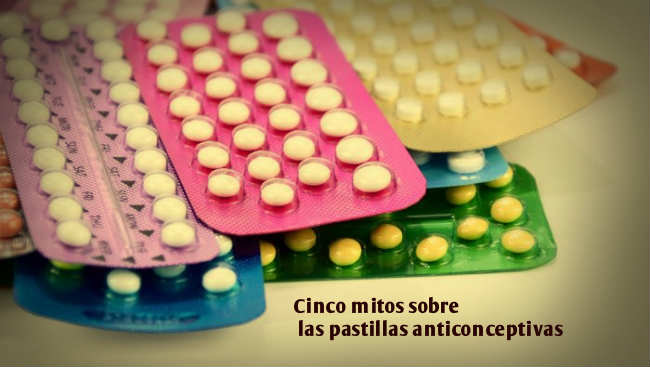Cinco mitos sobre las pastillas anticonceptivas