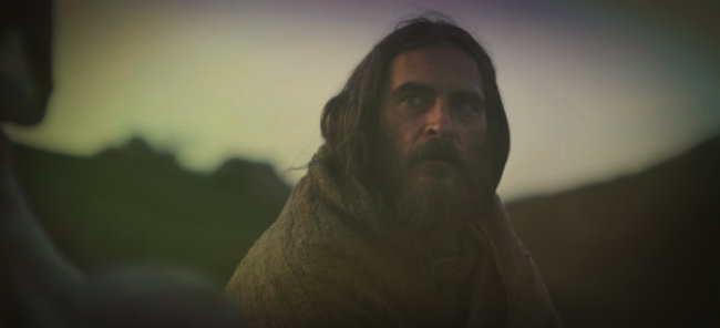 Joaquin Phoenix es Jesucristo