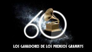 LOS GANADORES DE LOS PREMIOS GRAMMYS