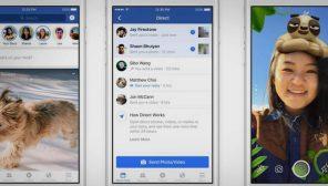 Las tres nuevas funciones de Facebook