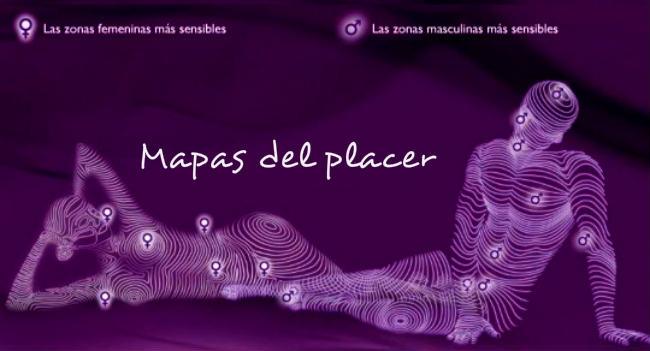 Mapas del placer