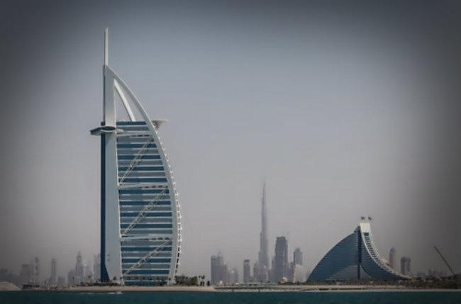 Burj Al Arab de Dubai