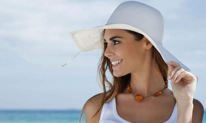8 Trucos para lucir bien guapa cuando hace calor