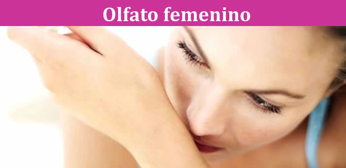 olfato- femenino