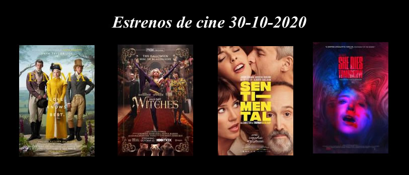 Estrenos-de-cine- 30-10-2020