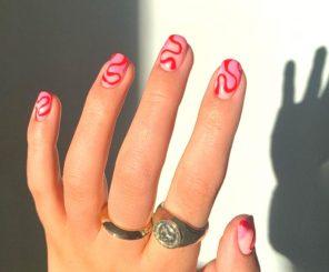 Manicura-en-rojo-y-rosa-para-este-San-Valentín-3 (2)